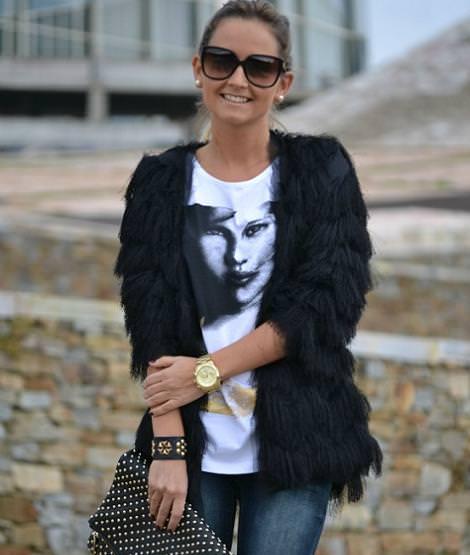 Looks y street style del otoño invierno 2012 2013