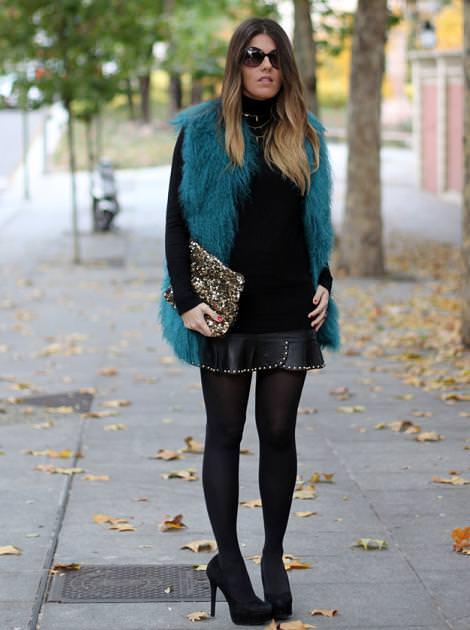 Moda en la calle otoño invierno 2012 2013