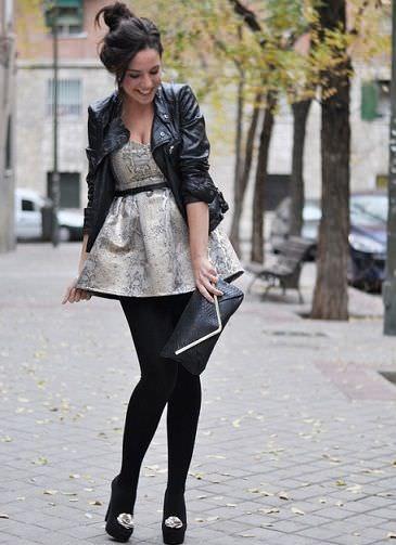 street style:insirate para fin de año