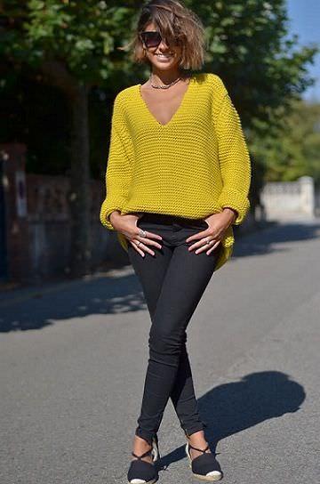 street style jersey amarillo