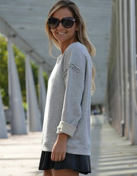 Street style de moda otoño invierno 2012 2013