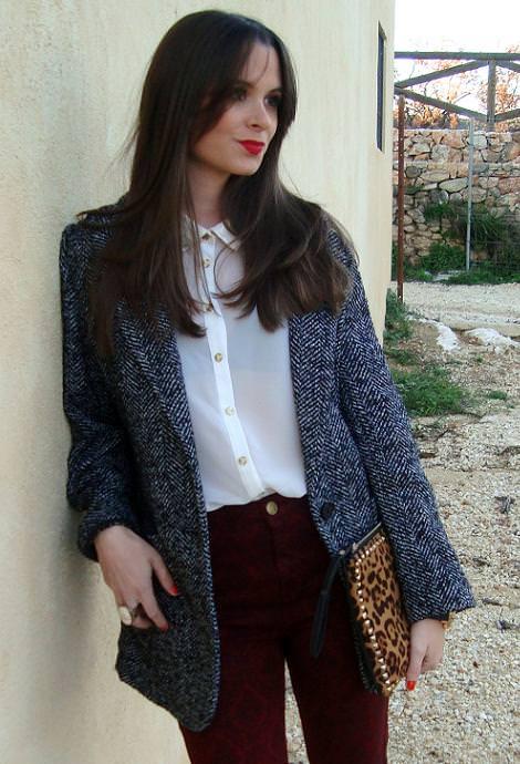 Street style y estilo del otoño invierno 2012 2013