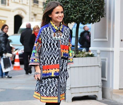 nuevos street style en la paris fashion week