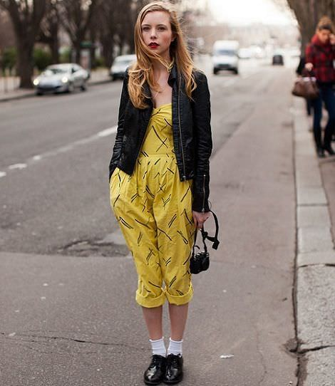 nuevos street style en la paris fashion week