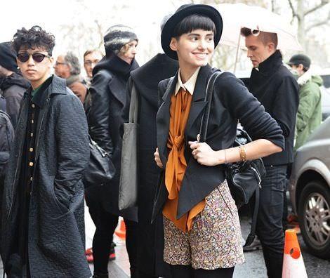 street style paris haute couture 2012