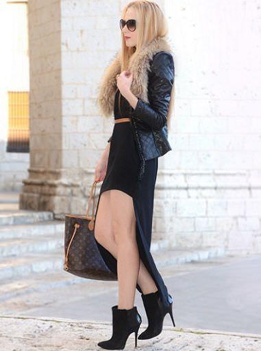 street style rebajas botines de Zara