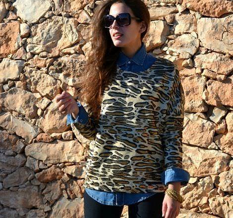 street style rebajas jersey Zara