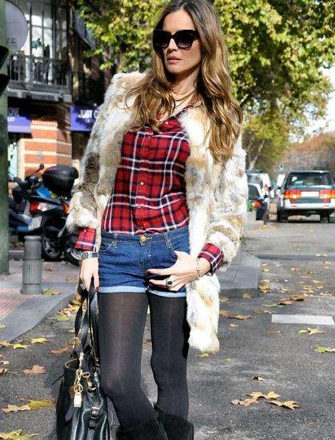 Nuevos street style con las tendencias del invierno