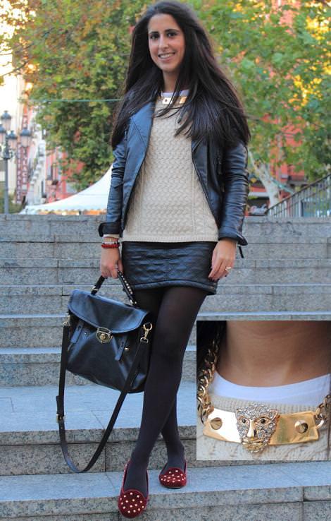 Street style tendencias otoño invierno 2012 2013