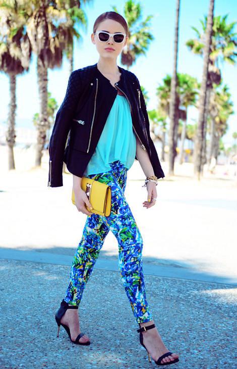 Street style y moda en la calle, novedades 2013