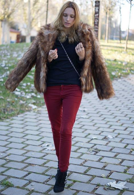 Street style y tendencias de moda del invierno 2013