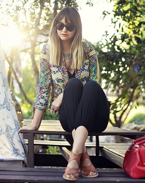 Street style y tendencias de moda primavera verano 2013