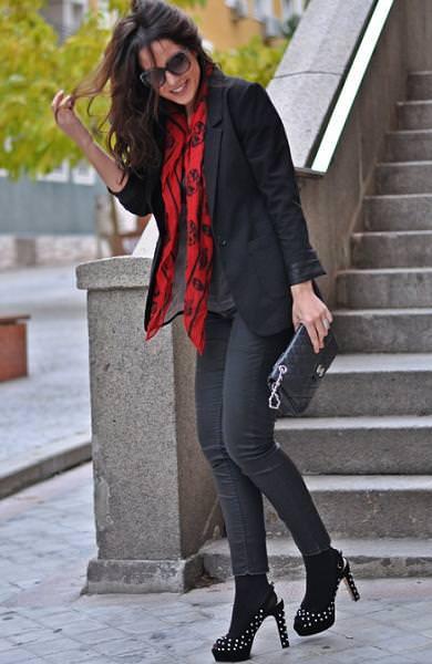 Nuevos street style del otoño 2011