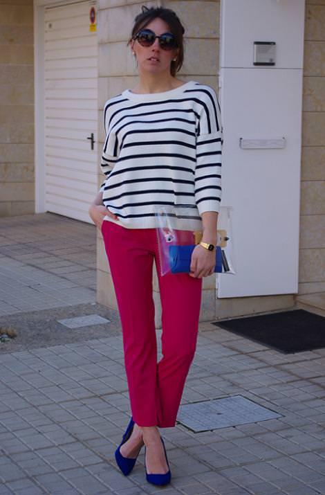 Street tyle y looks de moda primavera verano 2013