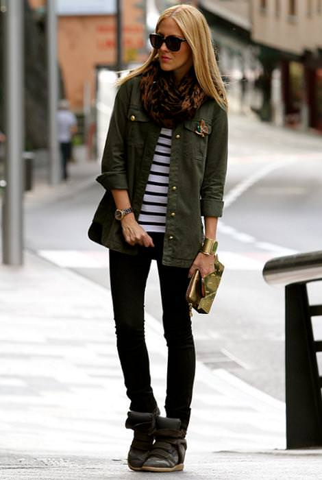 Street style otoño invierno 2012 2013