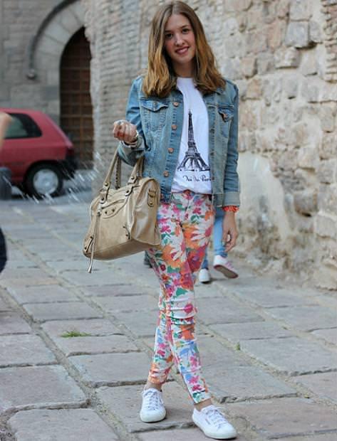 Tendencias y ropa de moda primavera verano 2012 demujer moda - Tendencias en ropa ...