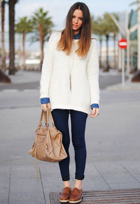 5 tendencias del invierno 2012