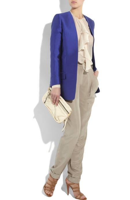 Moda primavera 2010: Trench, blazer y cazadora de cuero