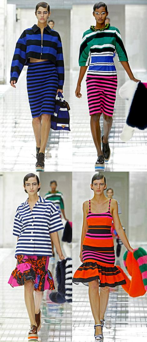 Look navy (primavera 2011)