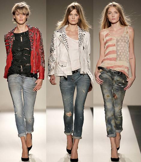 Capri jeans tendencias primavera verano 2011