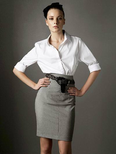 En busca de una camisa blanca | demujer moda
