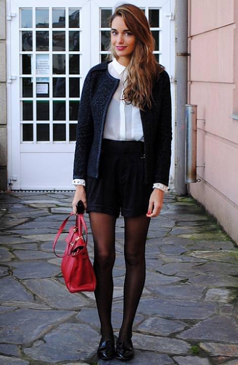 Look y ropa de moda otoño invierno 2012 2013