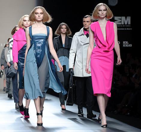 Calendario Madrid Fashion Week 2012