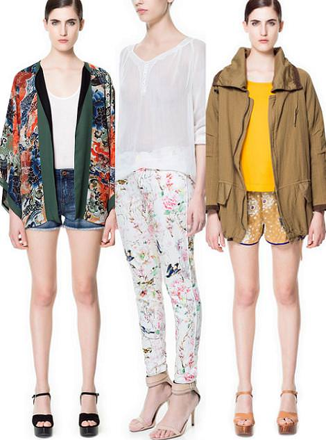 Moda primavera verano 2013 tendencias