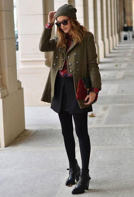 Ropa de moda del invierno 2013 demujer moda for Moda premama invierno
