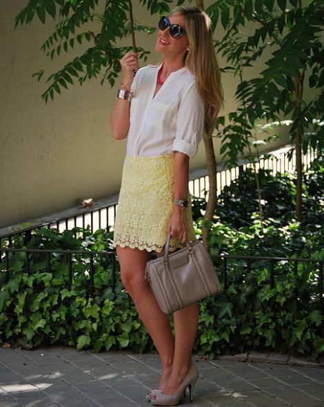 Ropa y looks de moda verano 2012