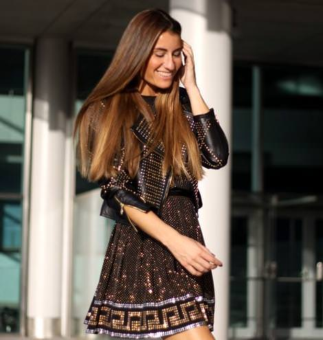Las tachuelas están de moda este otoño 2011