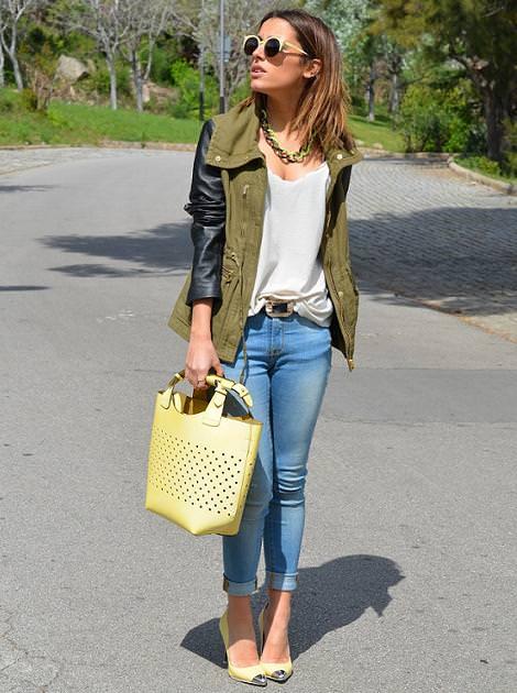 Tendencias de la moda primavera verano 2012: pantalones tobilleros
