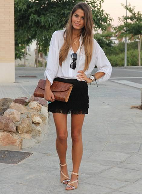 Tendencias y ropa del verano 2012