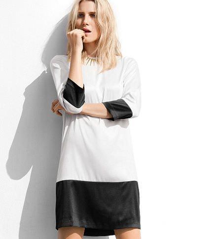 tendencia 2012:vestidos black&white