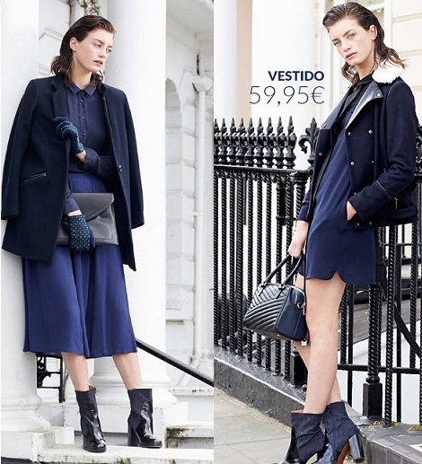ropa de mujer de tintoretto otoño invierno 2014 2015