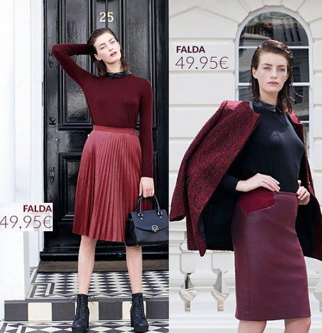 ropa de tintoretto otoño invierno 2014 2015