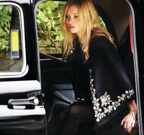 Última colección de Kate Moss para Topshop