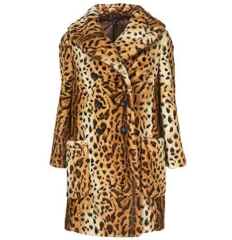 Abrigos de pelo y leopardo