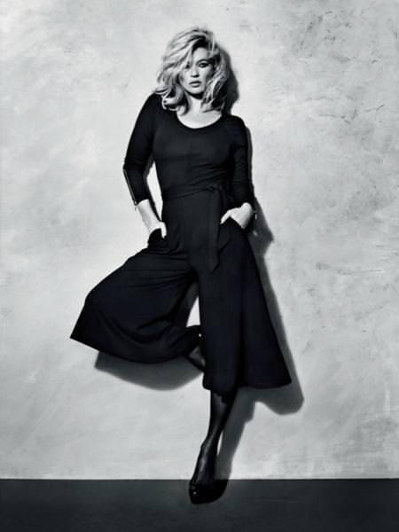 Kate Moss, otoño invieno 2009 2010, para Topshop