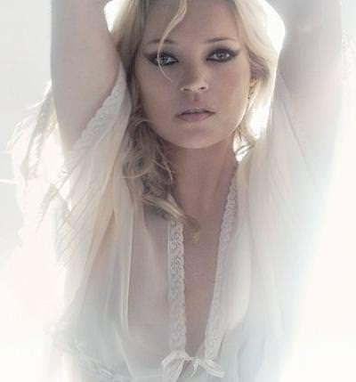 Kate Moss y su colección verano 2010 de Topshop