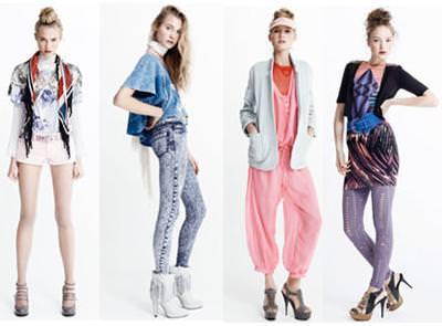 topshop, moda primavera verano 2009