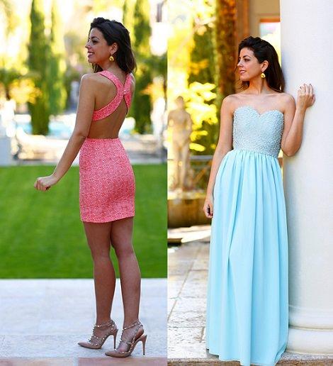 Tiendas online vestidos para bodas