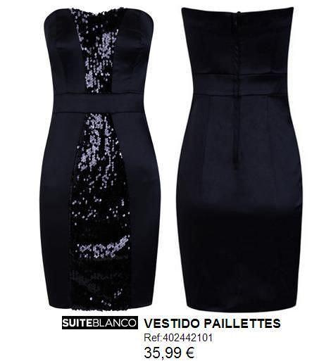 Nuevos vestidos de fiesta para Nochevieja 2012