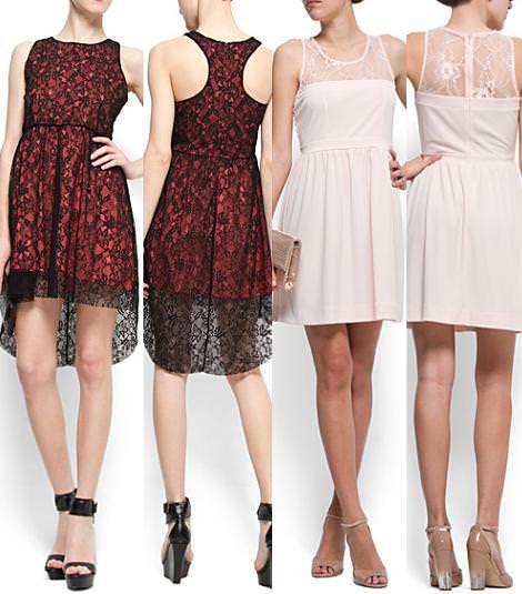Nuevos vestidos primavera verano 2012 de Mango