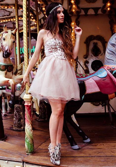 Vestidos de fiesta para looks de Nochevieja
