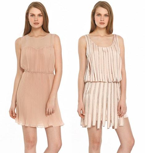 vestidos de fiesta cortos de tintoretto mujer primavera verano 2014