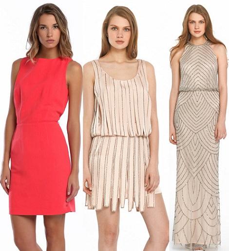 vestidos de fiesta de el corte inglés mujer primavera verano 2014