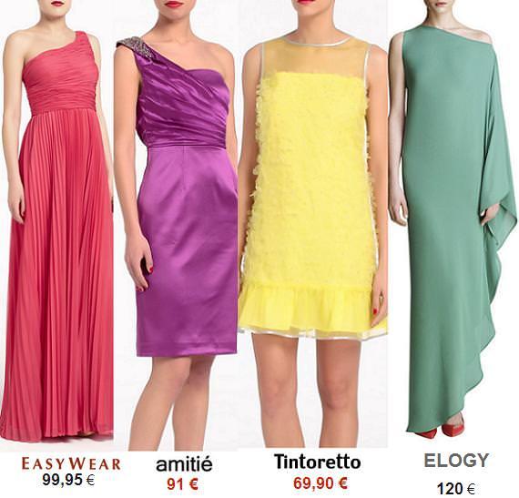 vestidos para bodas 2013 | demujer moda