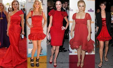ladies en red