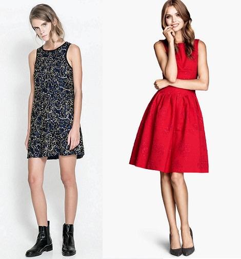 vestidos color de fiesta navidad y fin de año 2013